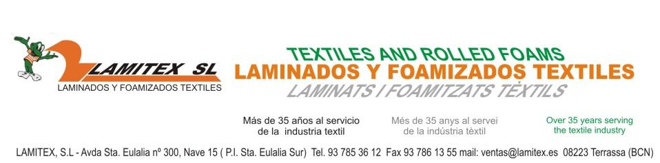 logotipo de LAMITEX SL